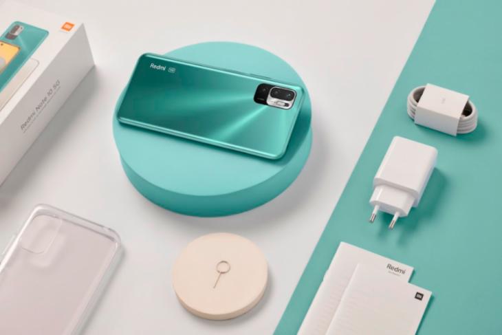 Ponsel Redmi Note 10 5G harga Rp3 jutaan diluncurkan