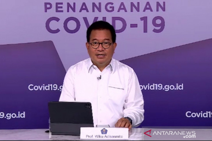 Satgas COVID-19 kemukakan empat pertimbangan pemerintah berlakukan relaksasi