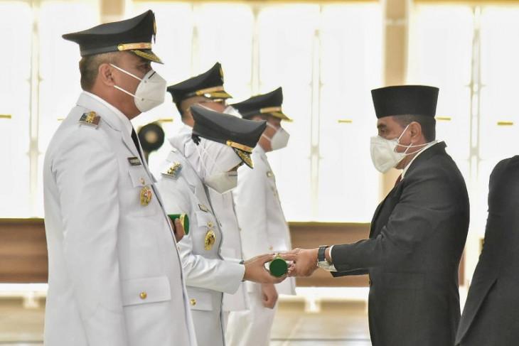 Gubernur Sumut minta Bupati  Mandailing Natal atasi penambangan liar