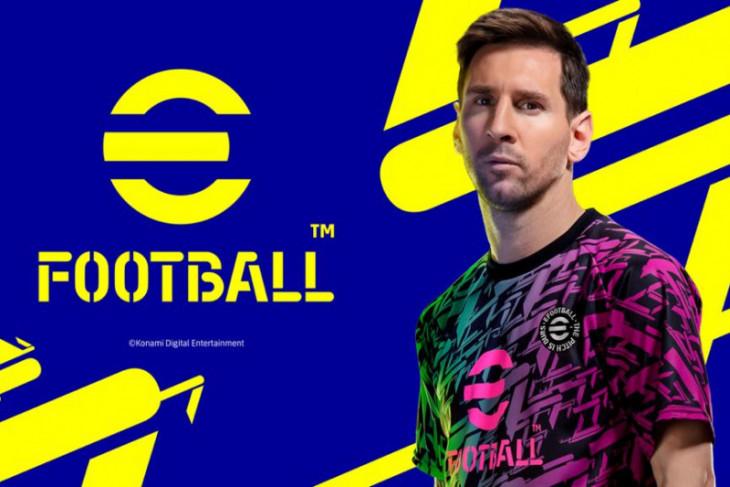 Konami resmi umumkan eFootball sebagai pengganti PES