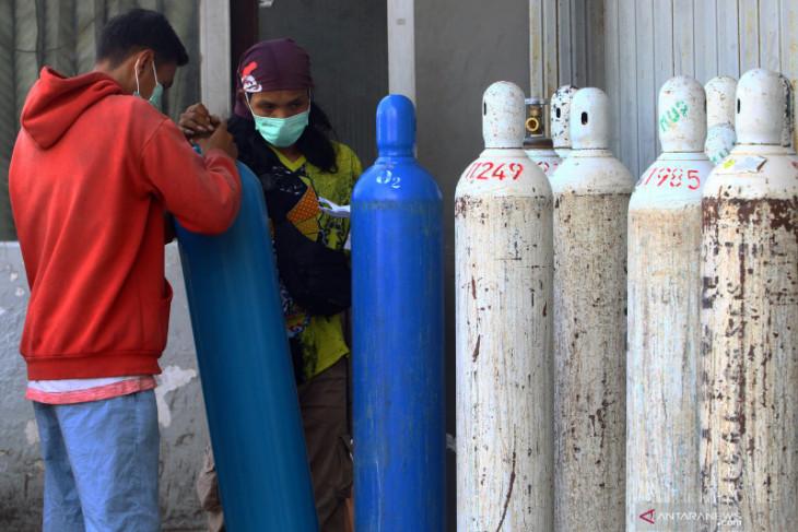 Dewan Perniagaan Sarawak bersiap kirim oksigen ke Kalbar