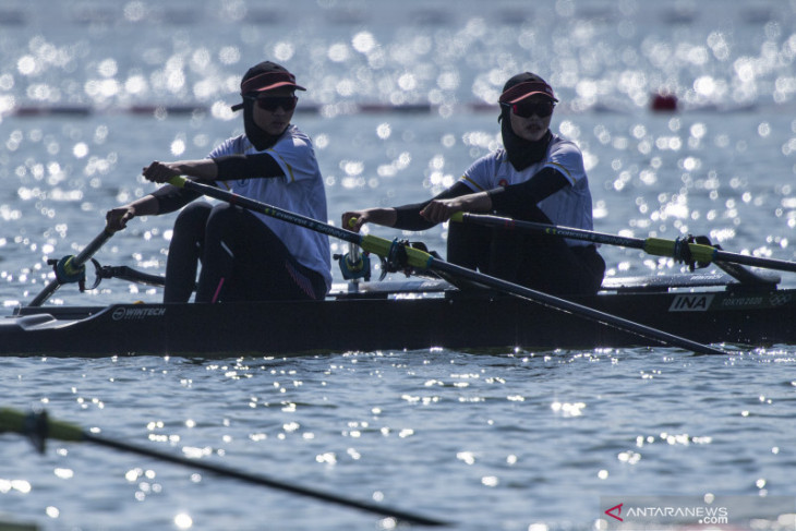 Olimpiade Tokyo, PB PODSI sebut Mutiara/Melani kalah jam terbang