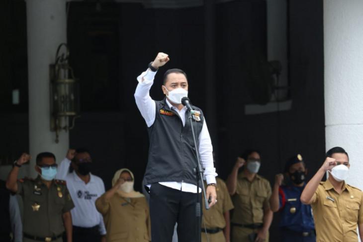 Wali Kota Surabaya rangkul semua elemen masyarakat selamatkan warga dari COVID-19