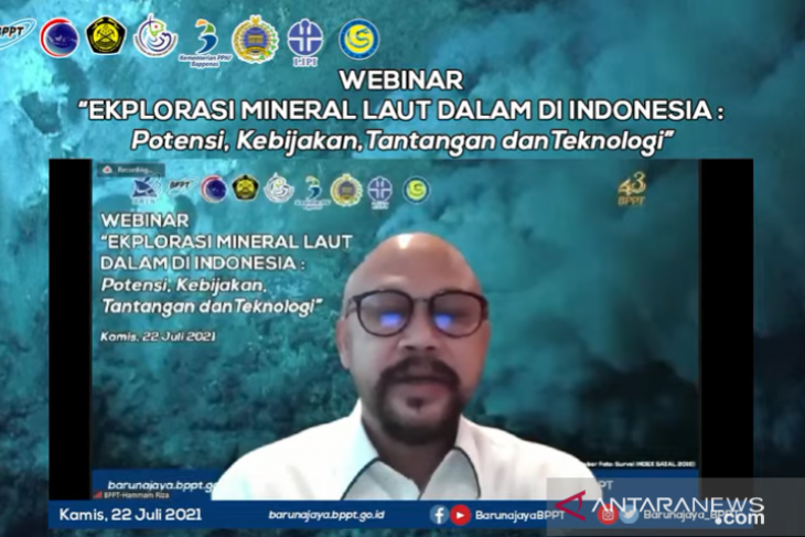 Marine mineral to support development of green technologies: BPPT