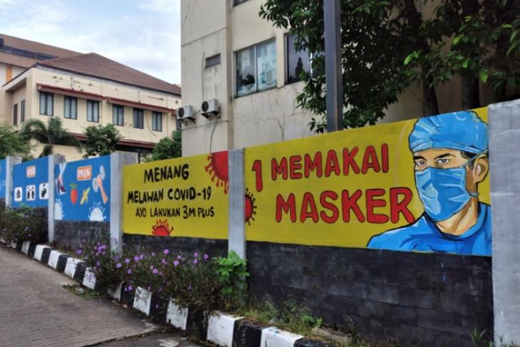 Wali Kota Depok ingatkan warga untuk memakai masker sesuai prokes