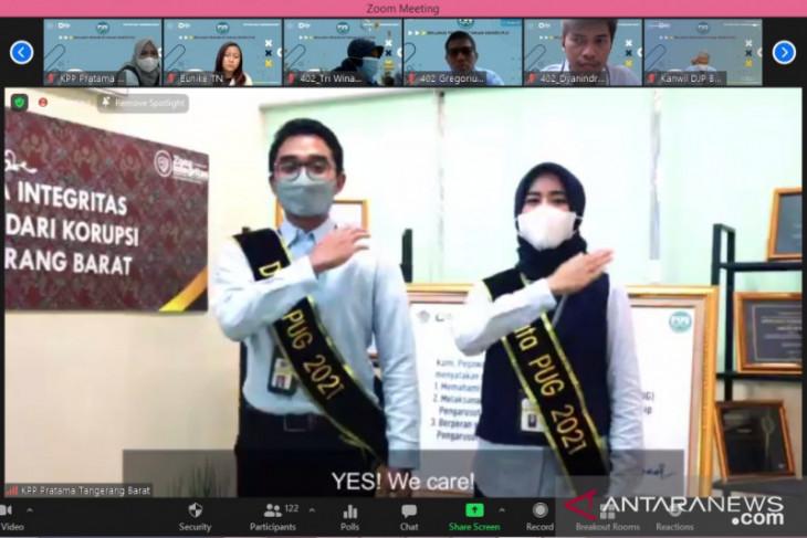 KPP Pratama Tangerang Barat Deklarasikan Pengarusutamaan Gender (PUG)