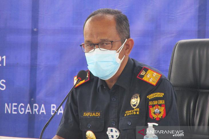 Bea cukai beri fasilitas kepabeanan untuk pengembangan ekonomi Aceh