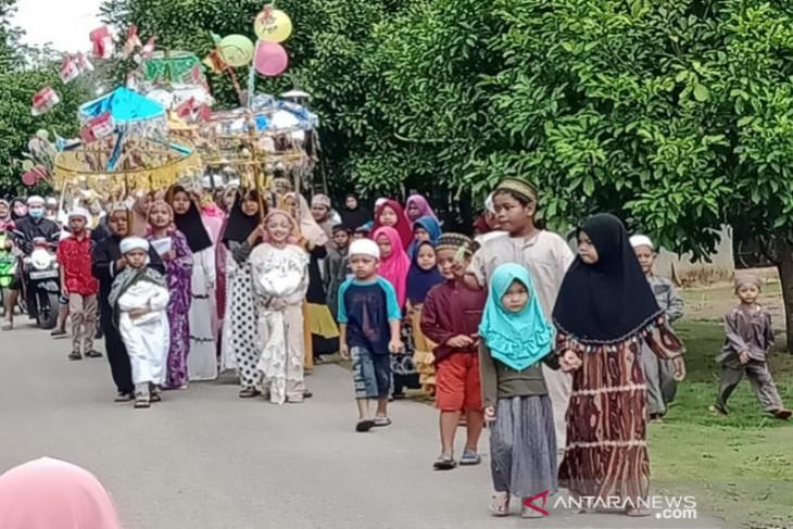 Sebuah kearifan lokal Banjar Kalsel masih lestari
