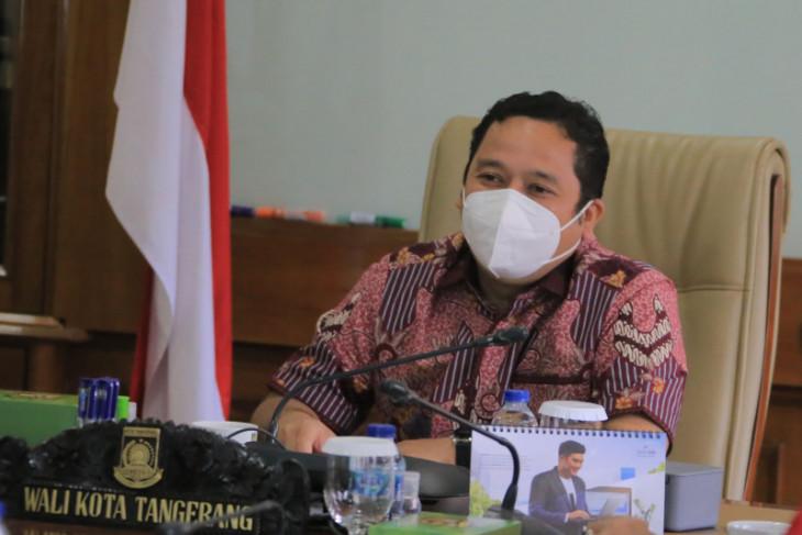 Pemkot Tangerang targetkan 30.000 dosis vaksinasi setiap hari