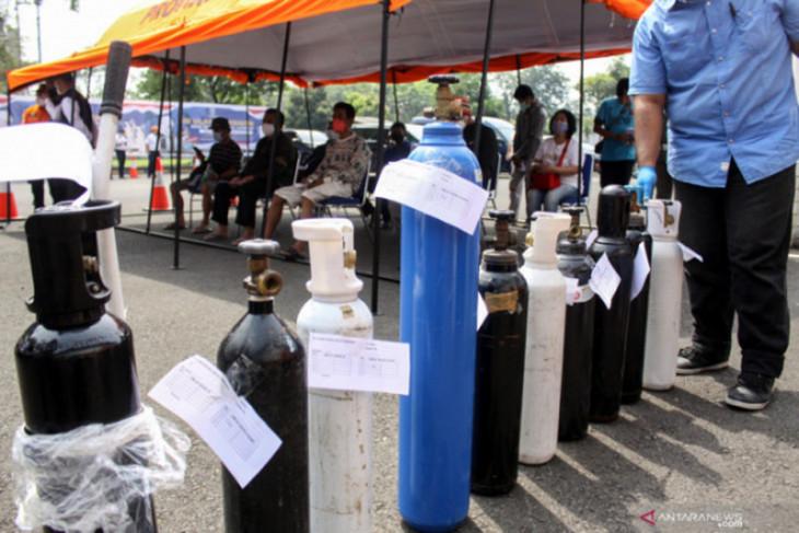 RS Lapangan Tembak Surabaya kini dilengkapi 100 unit oksigen konsentrator