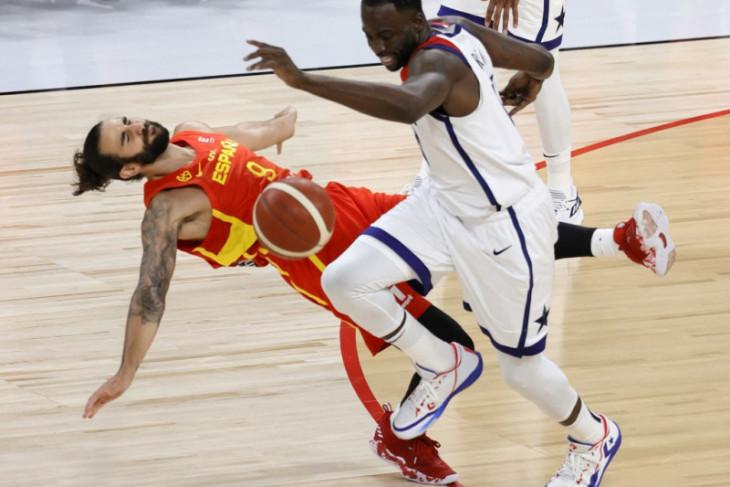 Olimpiade Tokyo, Talenta NBA persengit persaingan basket