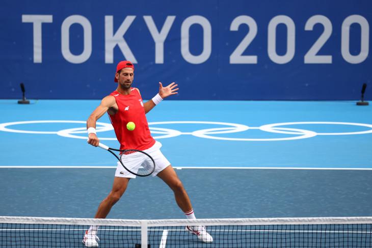 Berikut lima bintang tenis yang siap berlaga di Olimpiade Tokyo