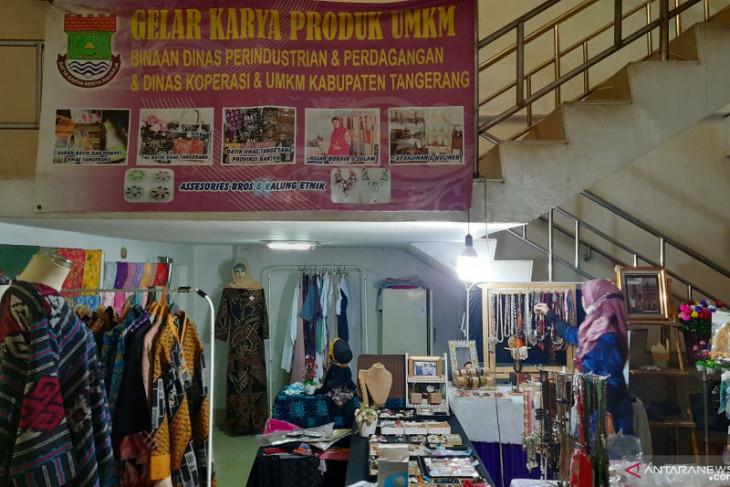 Pemkab Tangerang dorong pelaku UMKM  berkreasi dan berinovasi