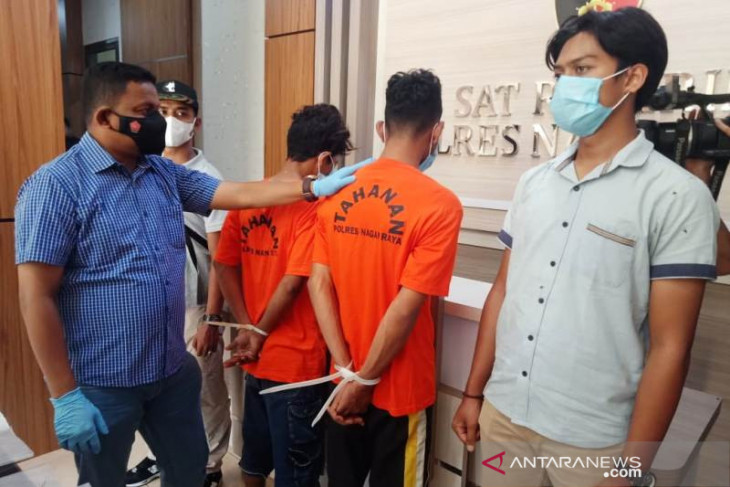 Pembunuhan penjual Hp di Nagan Raya tidak direncanakan, begini kata polisi