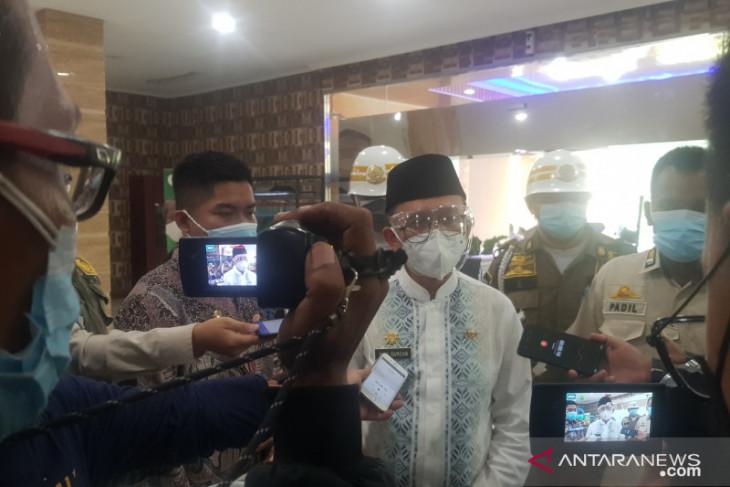 Dani Ramdan, Penjabat Bupati Bekasi prioritas tangani COVID-19