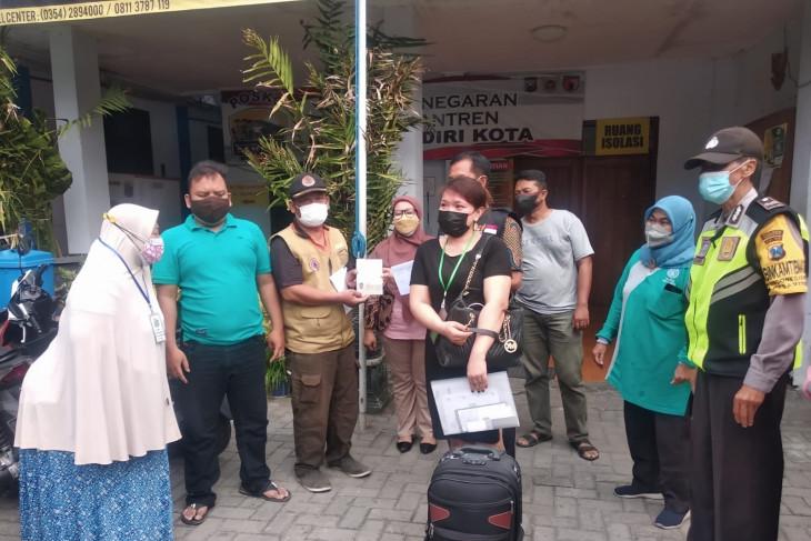 BPBD Kota Kediri catat 51 pekerja migran jalani isolasi