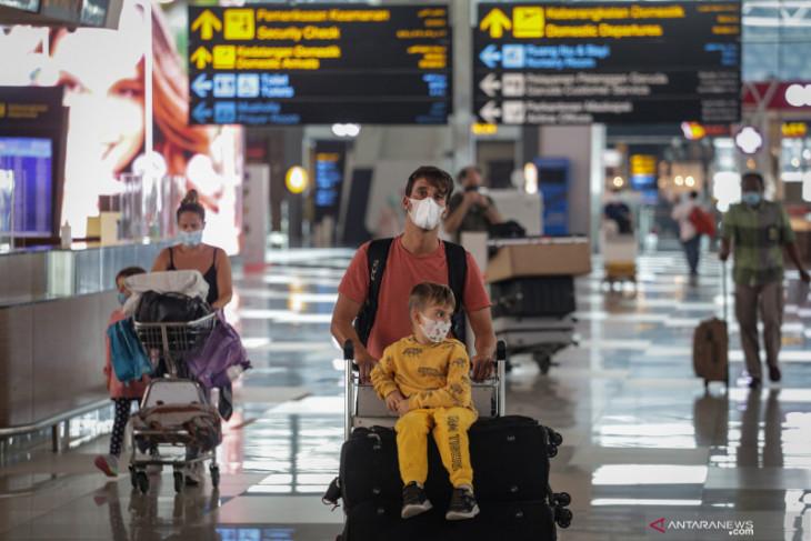 Peringkat Bandara Soekarno-Hatta naik di daftar terbaik dunia