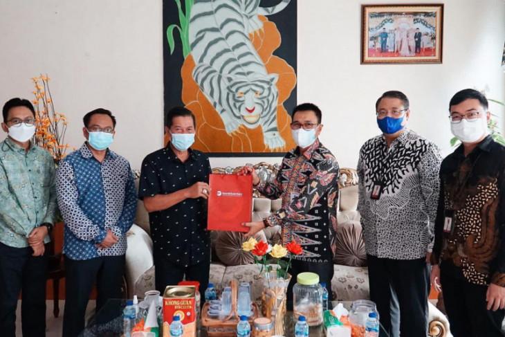 Temui Wali Kota Serang, Dirut Bank Banten bahas rencana kerjasama dengan Pemkot