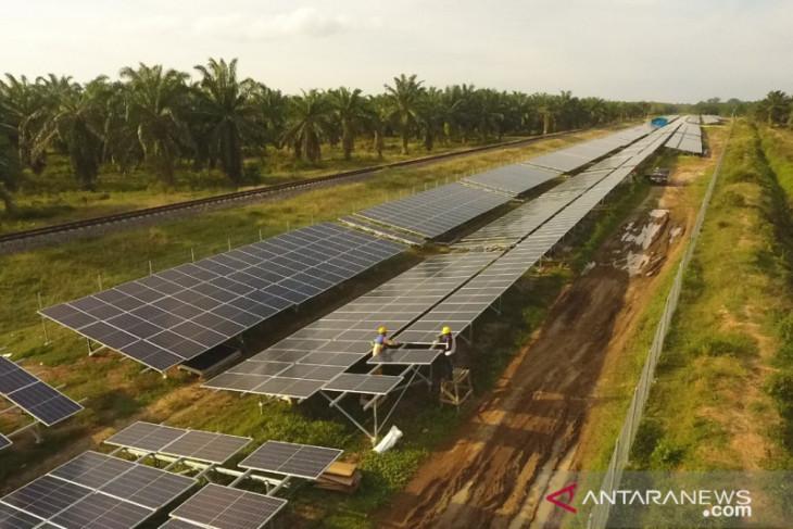 PLTS Sei Mangkei berpotensi turunkan emisi karbon 1,4 ton per tahun