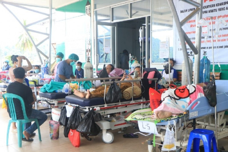As COVID cases spread, Papuans urged to remain vigilant