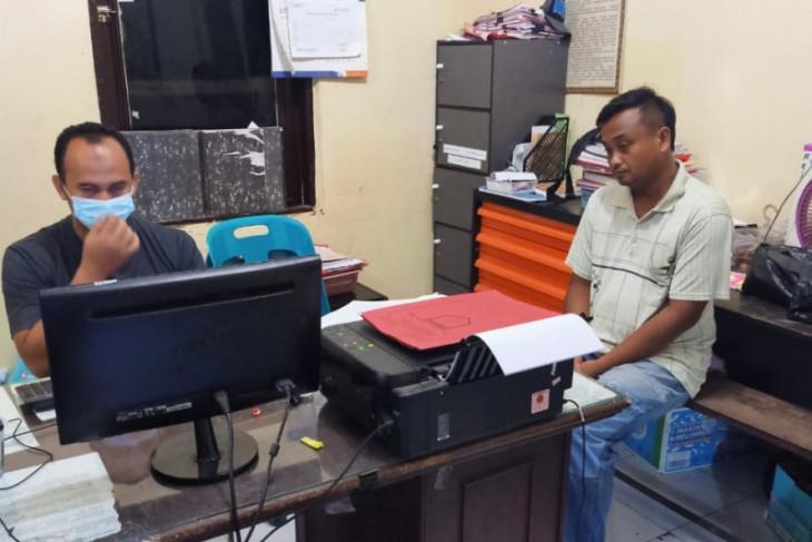 Polsek Binjai Kota amankan  pemilik sabu-sabu