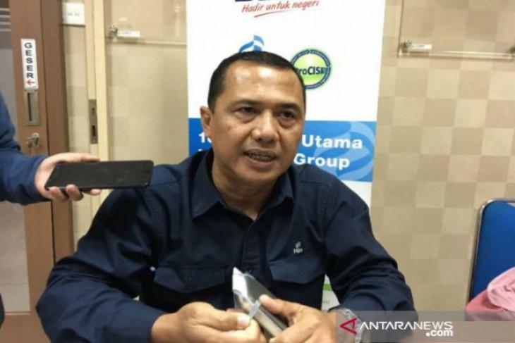 Jumlah pelanggan dan pemakaian gas  PGN di Medan masih bertumbuh