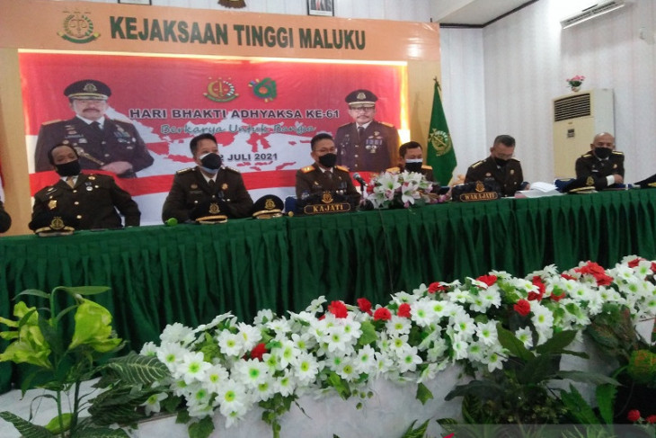 Kejati Maluku masih tunggu putusan banding kasus revers repo obligasi Bank Maluku-Malut