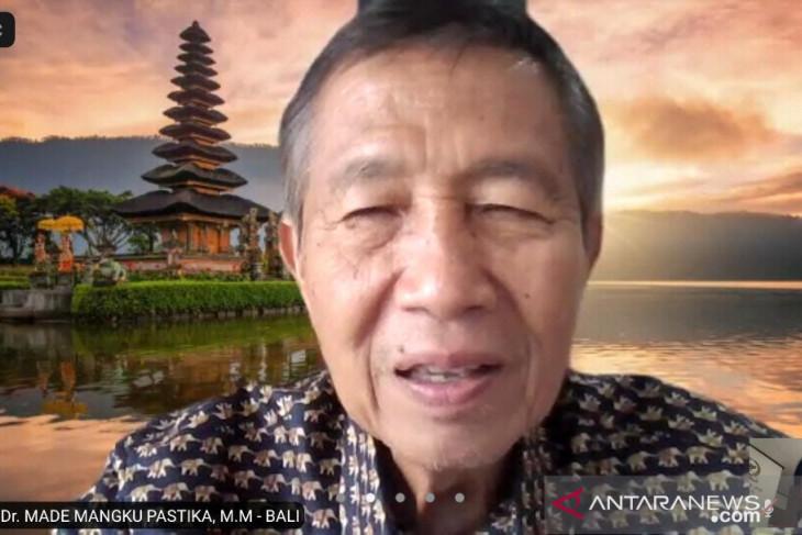 Anggota DPD ajak tokoh Bali atasi kelangkaan oksigen