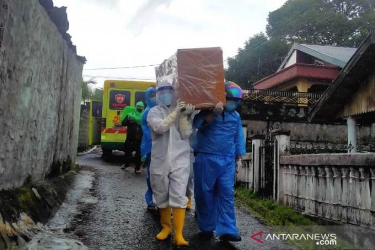 Dinkes Rejang Lebong: Pasien COVID-19 meninggal jadi 43 orang
