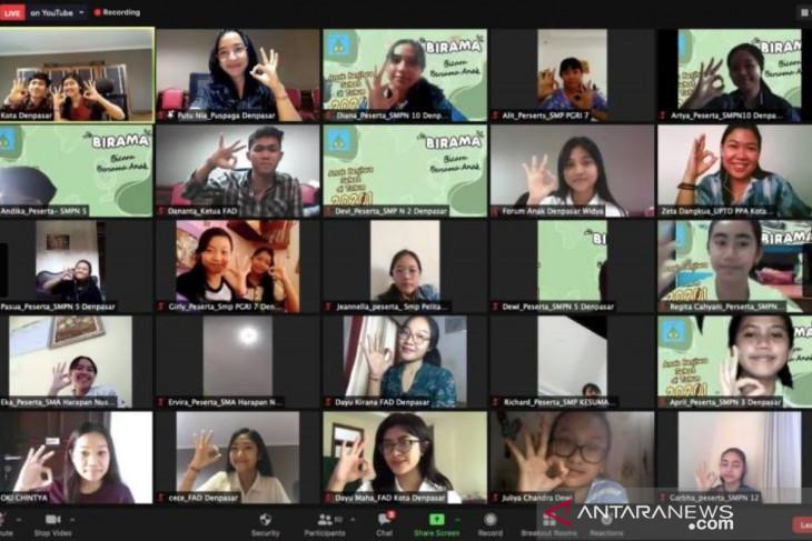 FAD Denpasar adakan lomba Peringatan HAN 2021