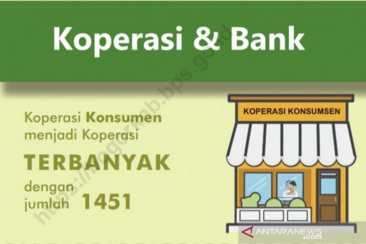 BPS catat ada penyusutan jumlah koperasi aktif di Kabupaten Bogor