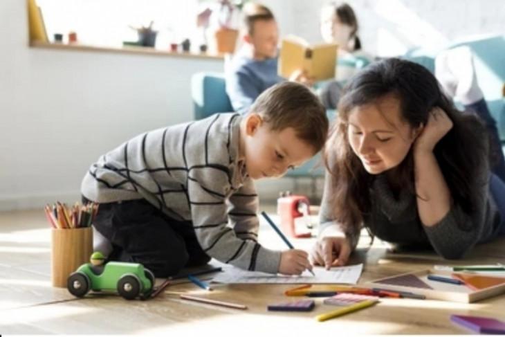 Tips lima kegiatan untuk merayakan Hari Anak Nasional di rumah