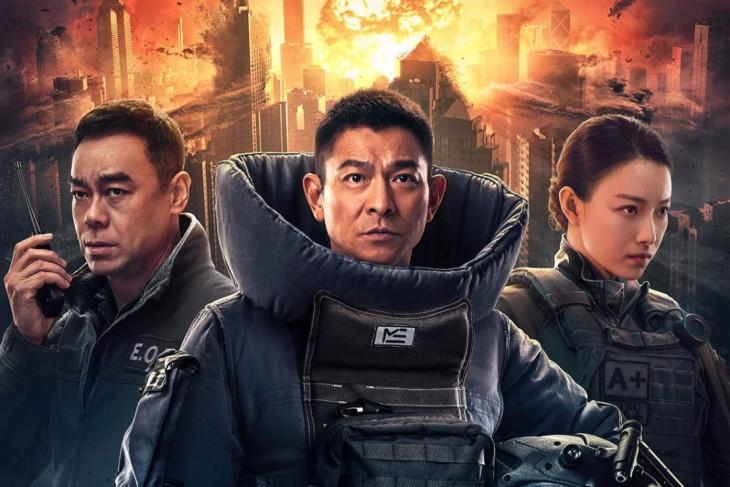Aktor Andy Lau kembali dengan aksi menegangkan dalam