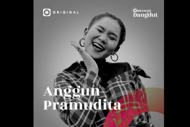 Penyanyi Anggun Pramudita rilis JOOX Original Dangdut