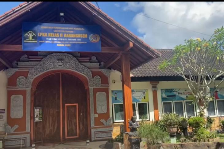 Peringati Hari Anak Nasional, tujuh remaja di Bali dapat remisi