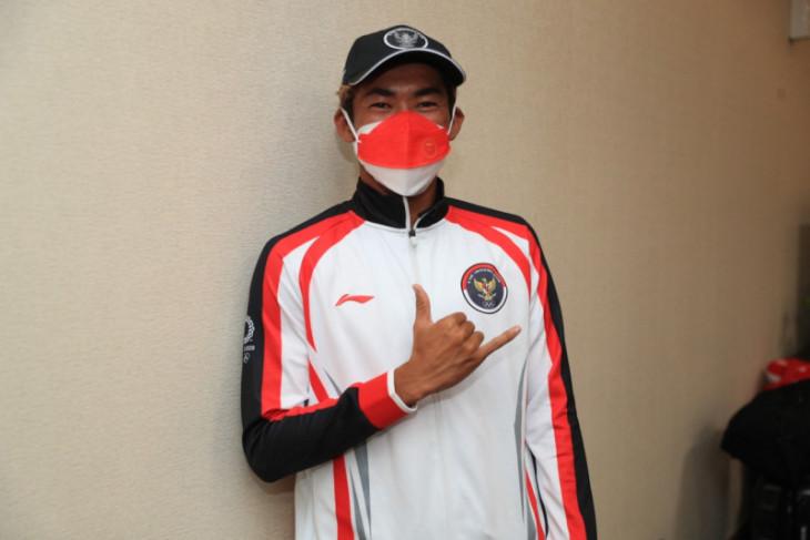 Olimpiade Tokyo: Rio Waida bangga menjadi pembawa Merah Putih