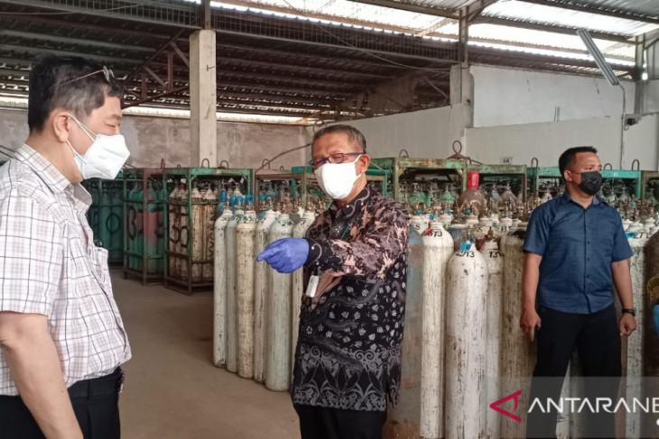 RSUD Singkawang butuh 125 tabung oksigen perhari