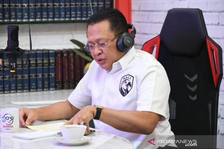 Ketua MPR: Indonesia konsisten perjuangkan kemerdekaan Palestina