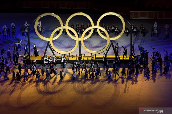 Klasemen perolehan medali Olimpiade Tokyo: China unggul satu emas atas Jepang