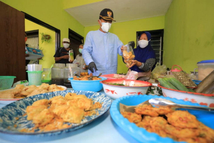 Program 1 RT 1 dapur umum, gerakkan ekonomi dan cukupi pangan warga isoman