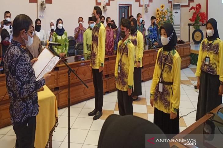 Sekda kukuhkan pengurus Forum Anak Kotabaru