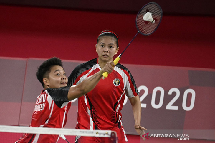 Olimpiade Tokyo, Greysia/Apriyani menang straight game di laga kedua Grup A