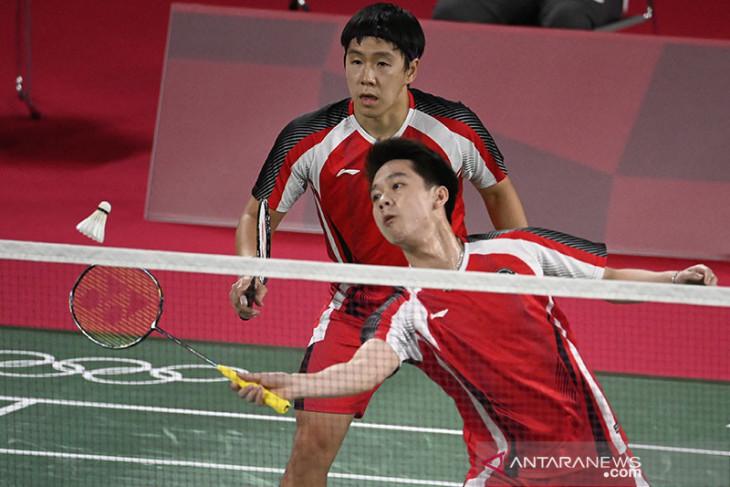 Olimpiade Tokyo, Minions telan kekalahan pertama di fase penyisihan Grup A dari Taiwan