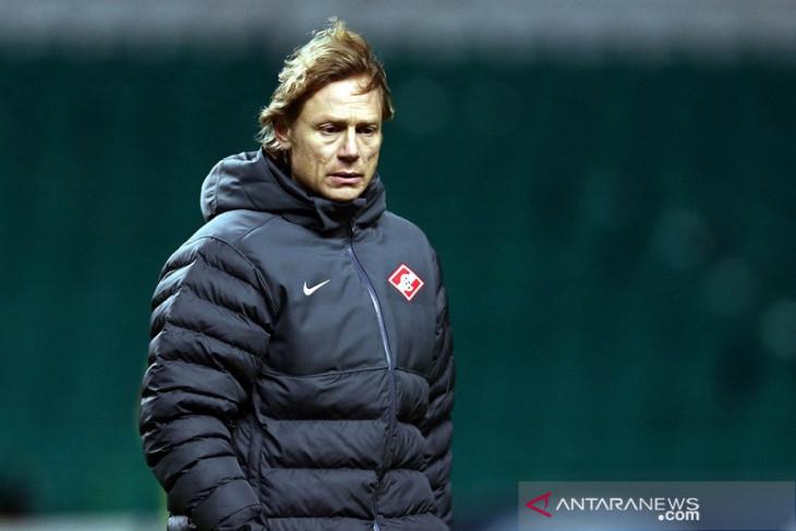 Valeri Karpin ditunjuk sebagai pelatih baru  timnas Rusia