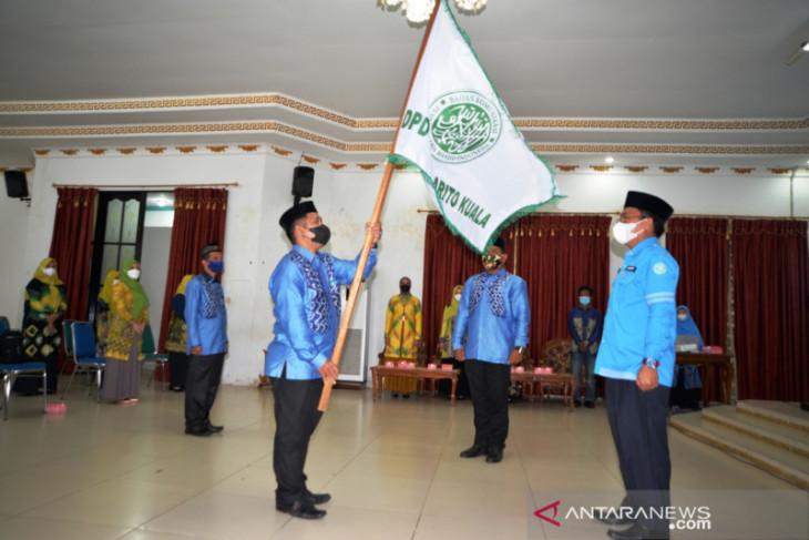 Bupati berharap BKPRMI garda terdepan junjung wawasan kebangsaan