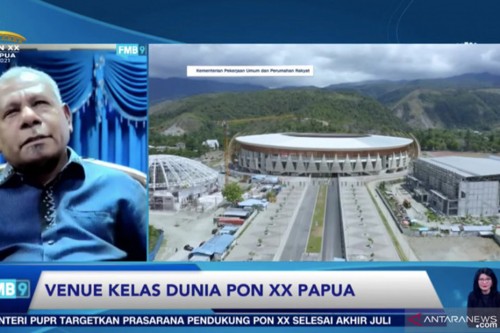 Papua PON to boost local economy: Jayapura District Head