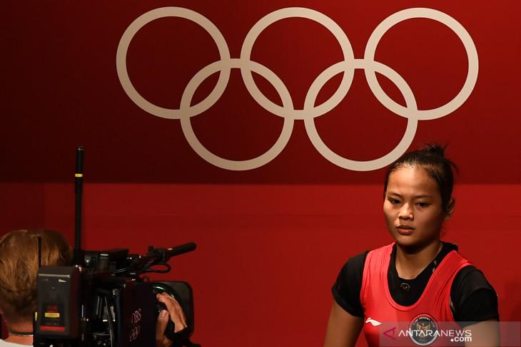 Olimpiade Tokyo, Raih perunggu bonus Rp1,1 miliar bakal mengalir ke kantong Windy Cantika