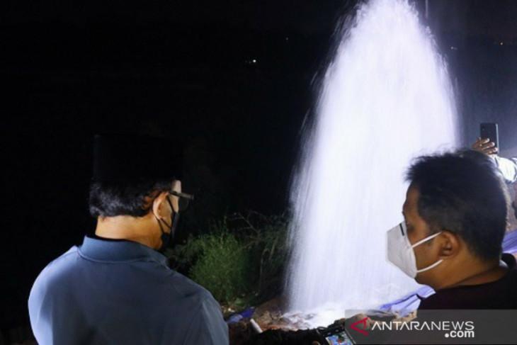 Layanan air bersih PDAM Kota Bogor sudah normal kembali