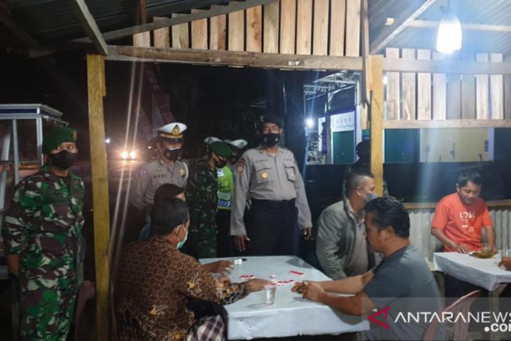 TNI-Polri Mukomuko gelar patroli berskala besar penegakan prokes