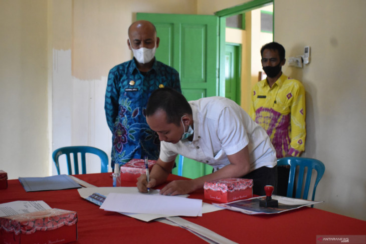 DKPP Tanah Laut bantu alat tangkap ikan tiga kelompok usaha bersama